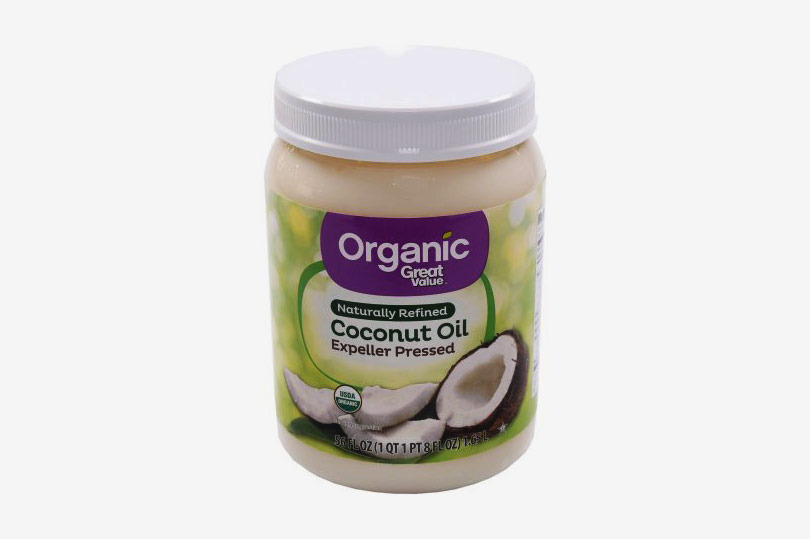 Naturally Refined Coconut Oil