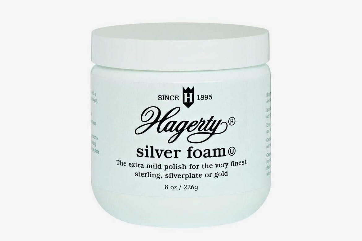 W.J. Hagerty Silver Foam Silver Cleaner, 19 oz.