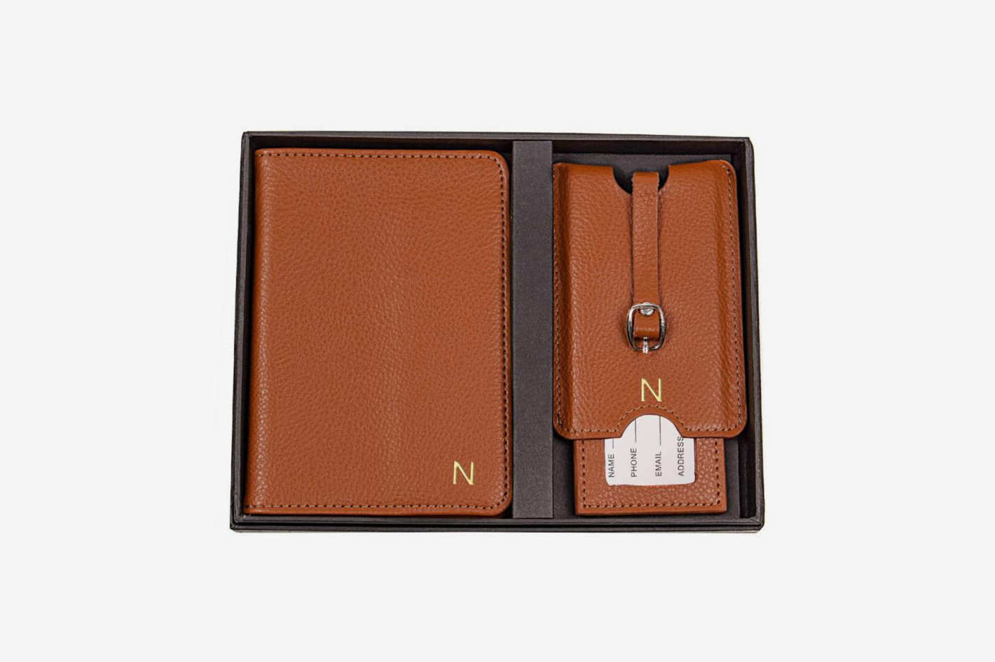 Cathy's Concepts Passport Case and Luggage Tag