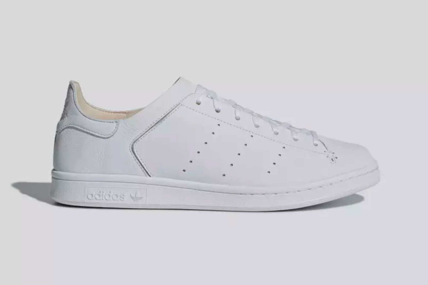 Men's Stan Smith Leather Sock Shoes