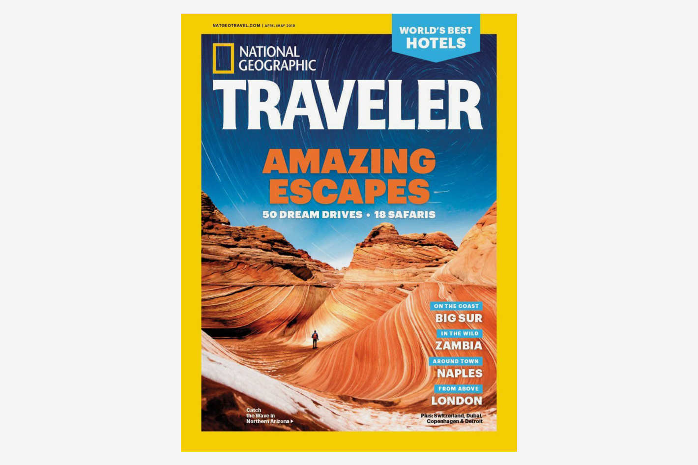 National Geographic Traveler Subscription