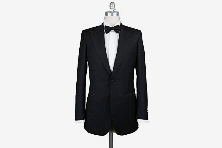 Brioni Black Tuxedo