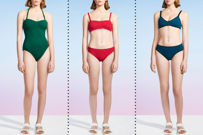 4 uniqlo u bathing suits are on steep discount right now here is the inspiration for uniqlo us springsummer 2018 line of basics designed by christophe lemaire the soothing touch of soft cotton stopboris Choice Image