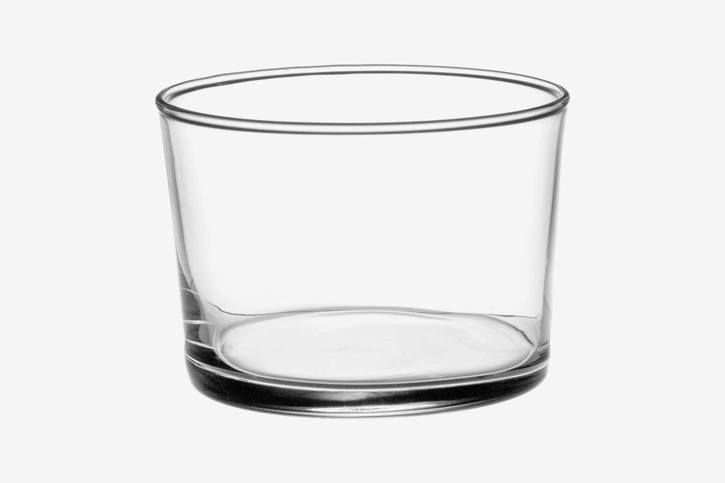 Bormioli Rocco Bodega Tumbler Mini Glasses, 7.5 Ounce, Set of 12