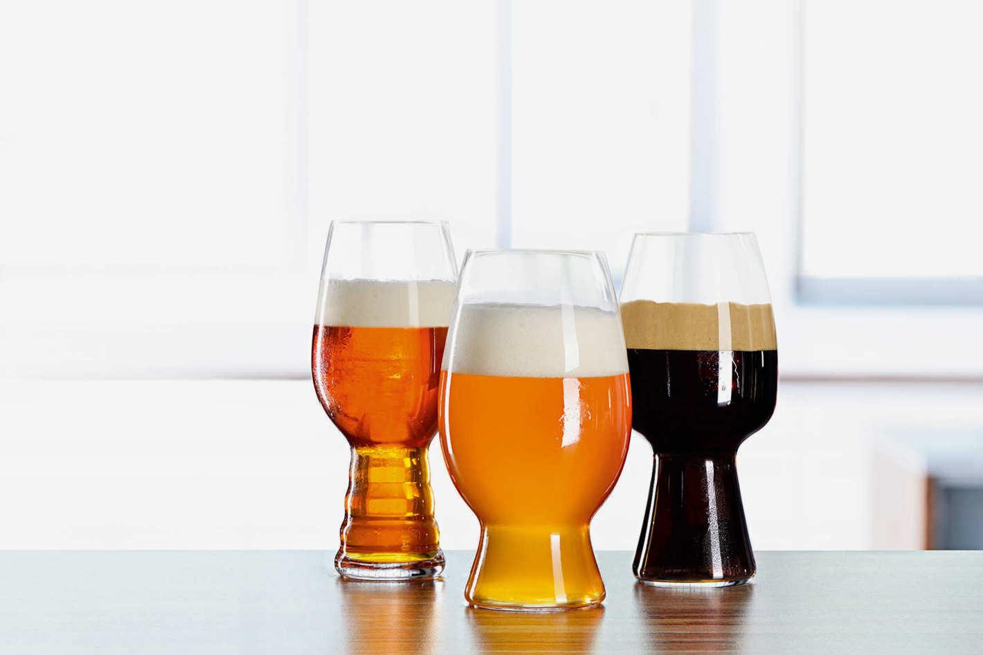 Spiegelau 3-Piece Craft Beer Tasting Kit