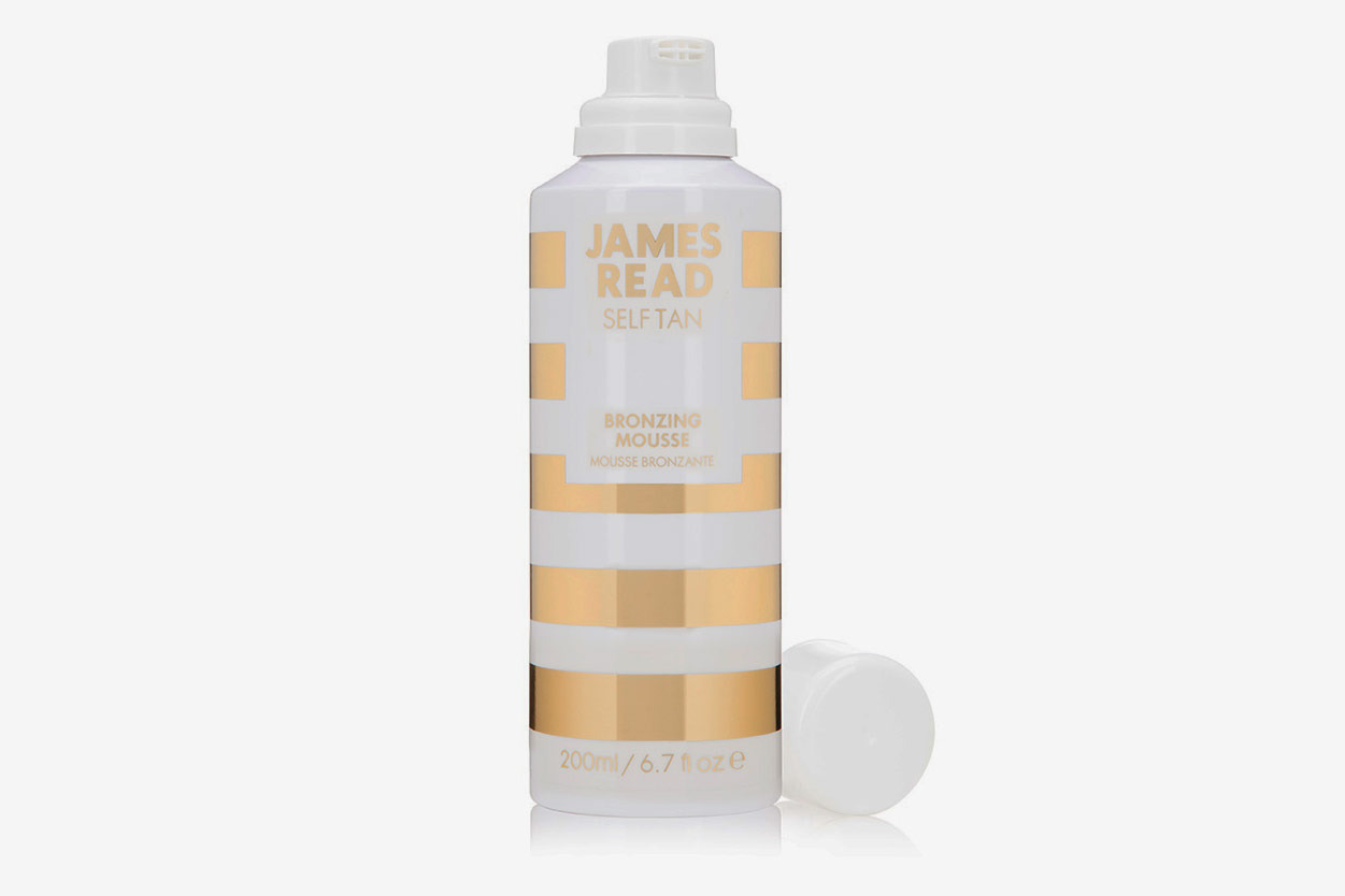 James Read Tan Bronzing Mousse