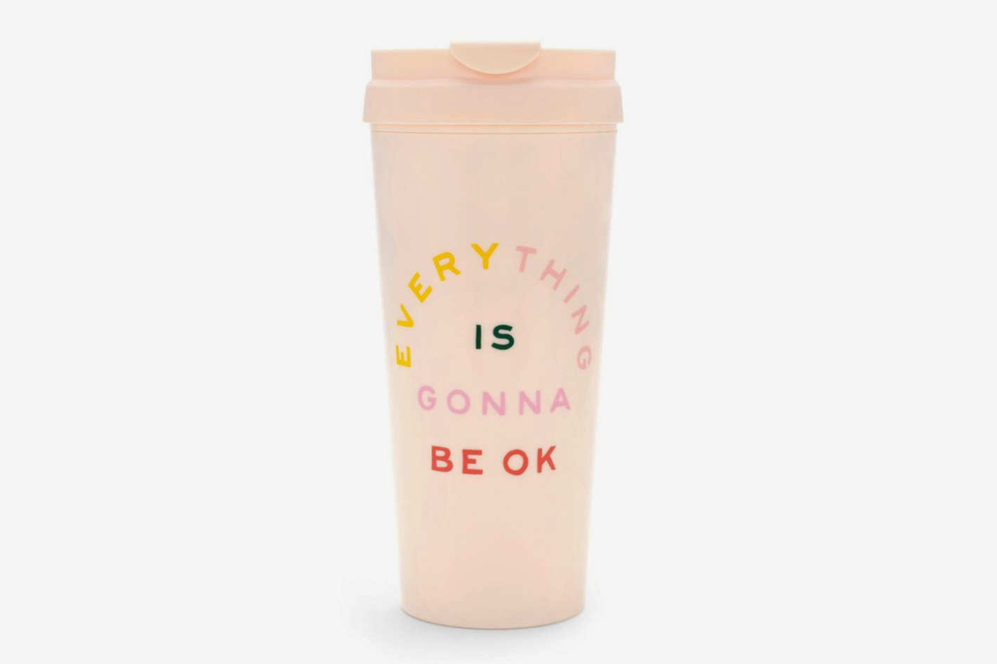 Ban.do Everything Is Gonna Be Ok Hot Stuff Thermal Mug
