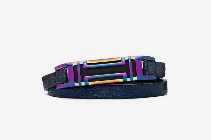 Tory Burch for Fitbit Double-Wrap Bracelet