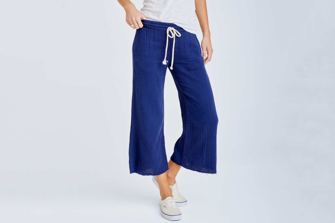 9Seed Montauk Wide-Leg Pants