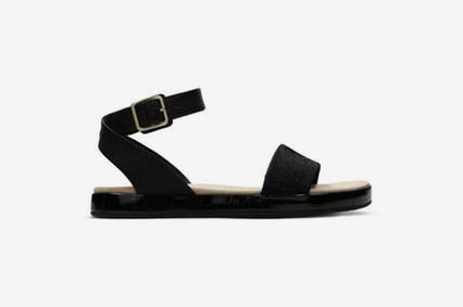 Clarks Orabella Rose Womens Shoes in Black Combination