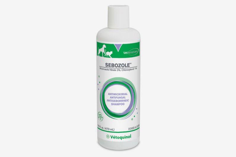 Vetoquinol Vet Solutions Sebozole Shampoo, 16 oz