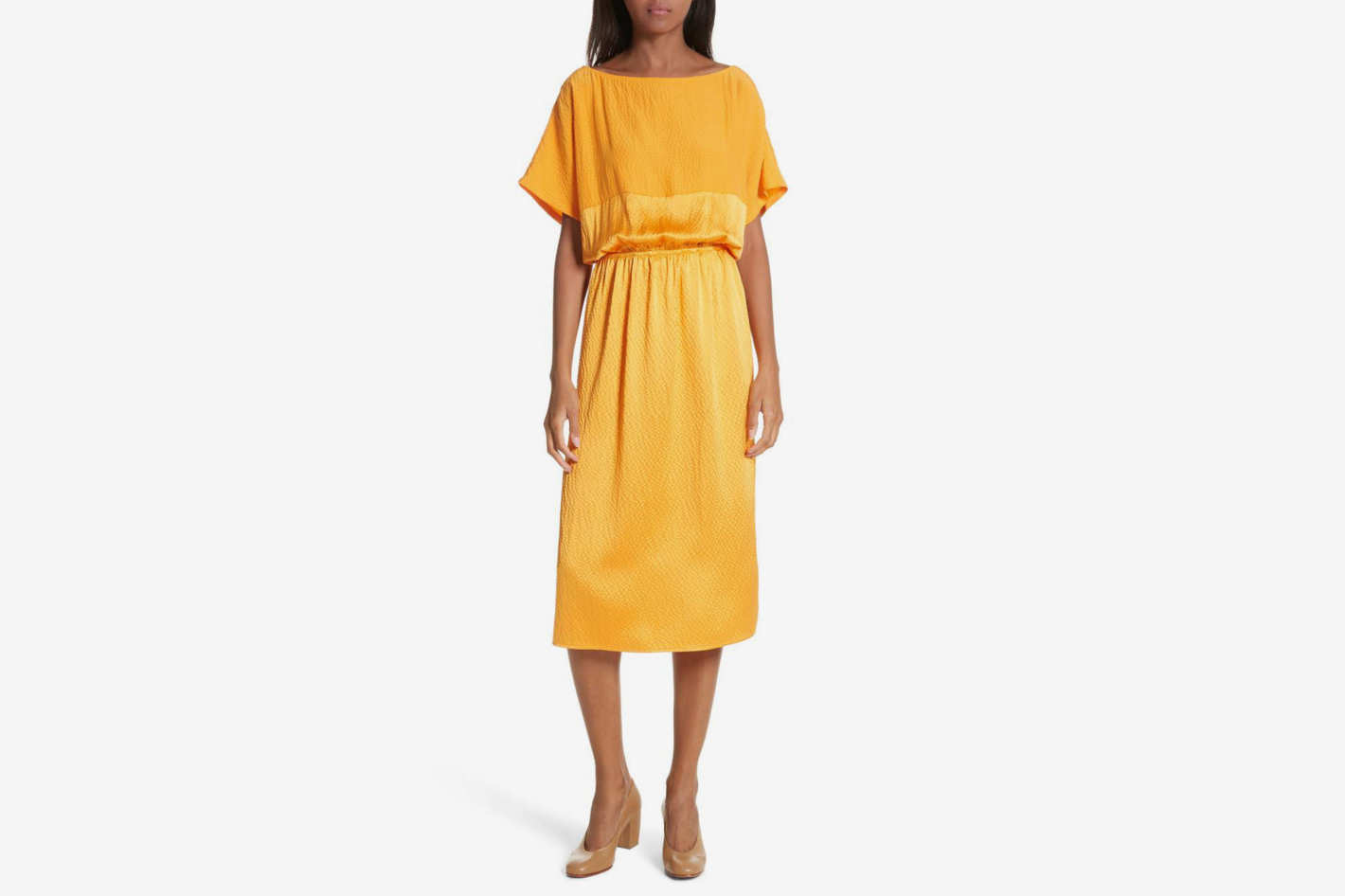 Rachel Comey Tonic Silk Midi Dress