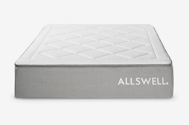 Allswell Luxe Classic Memory Foam Mattress, Full