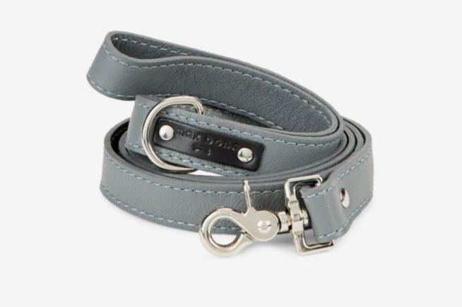 Max-Bone Jason Leather Leash