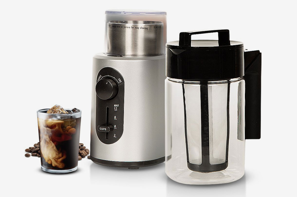 Life Smart USA Cold Brew Full Set
