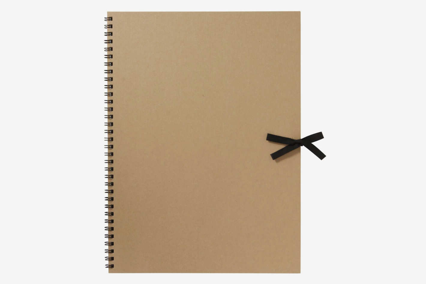 Muji Recycled Paper Craft Sketch Book F4