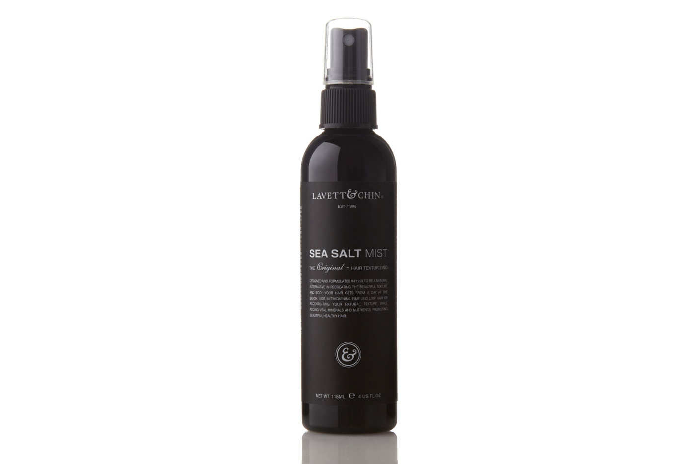 Lavett & Chin Sea Salt Texturizing Mist