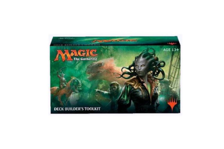 Magic: The Gathering Ixalan Deck Builder's Toolkit Box