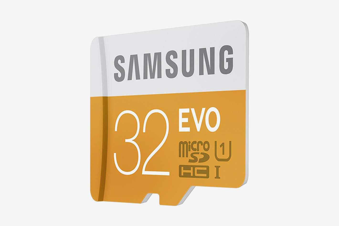 Samsung 32GB up to 48MB/s EVO Class 10 Micro SDHC Card with Adapter