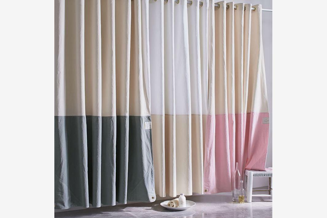Quiet Town Home Shower Curtain