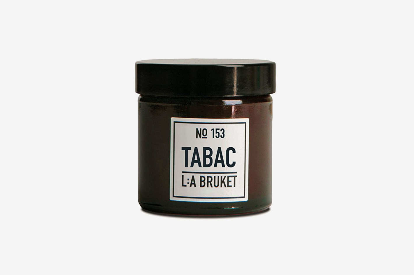 L:A Bruket No.153 Tabac Scented Candle