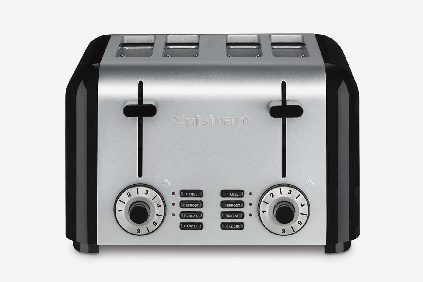 Cuisinart Hybrid Stainless 4-Slice Toaster
