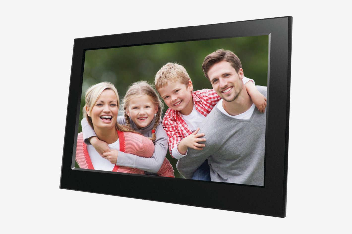 Naxa Nf-900 Tft/led Digital Photo Frame