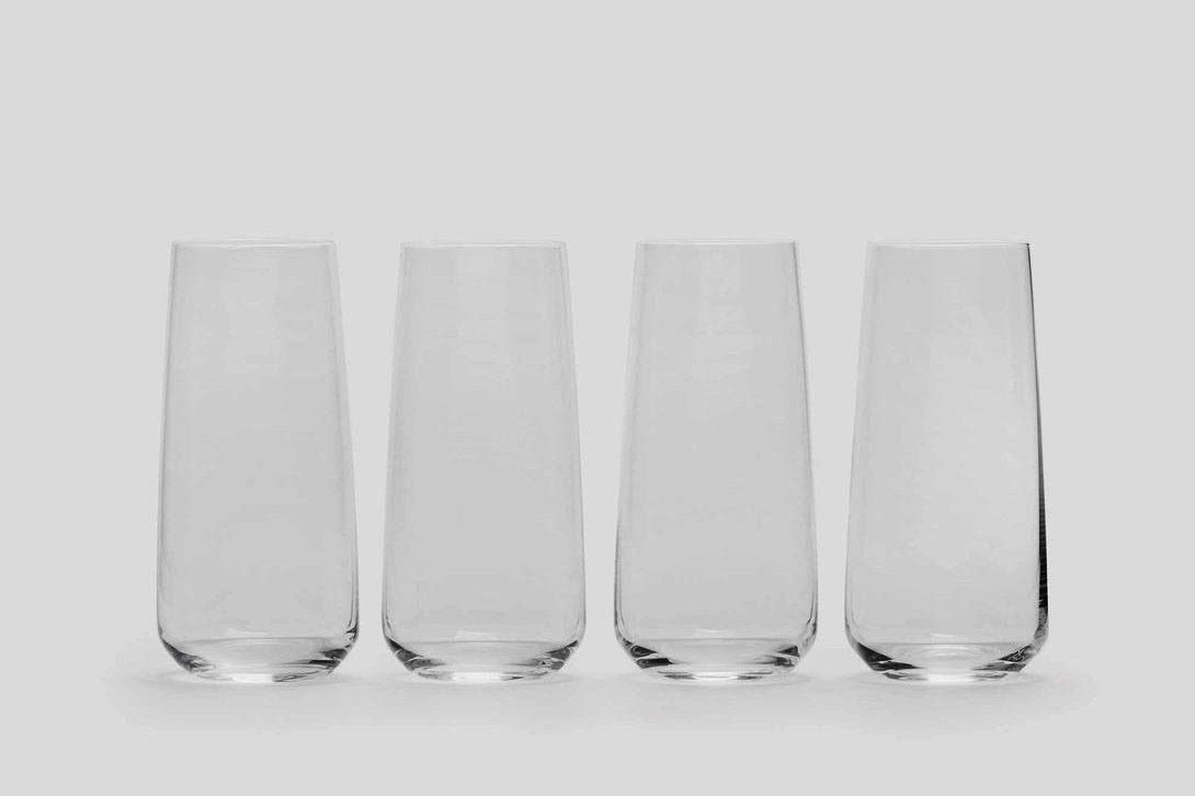 Nude Highball Glass — Set of Four