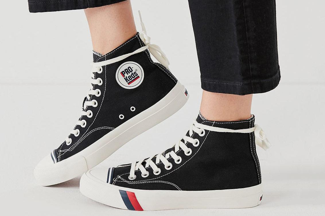 Pro-Keds Royal Hi Canvas Sneaker