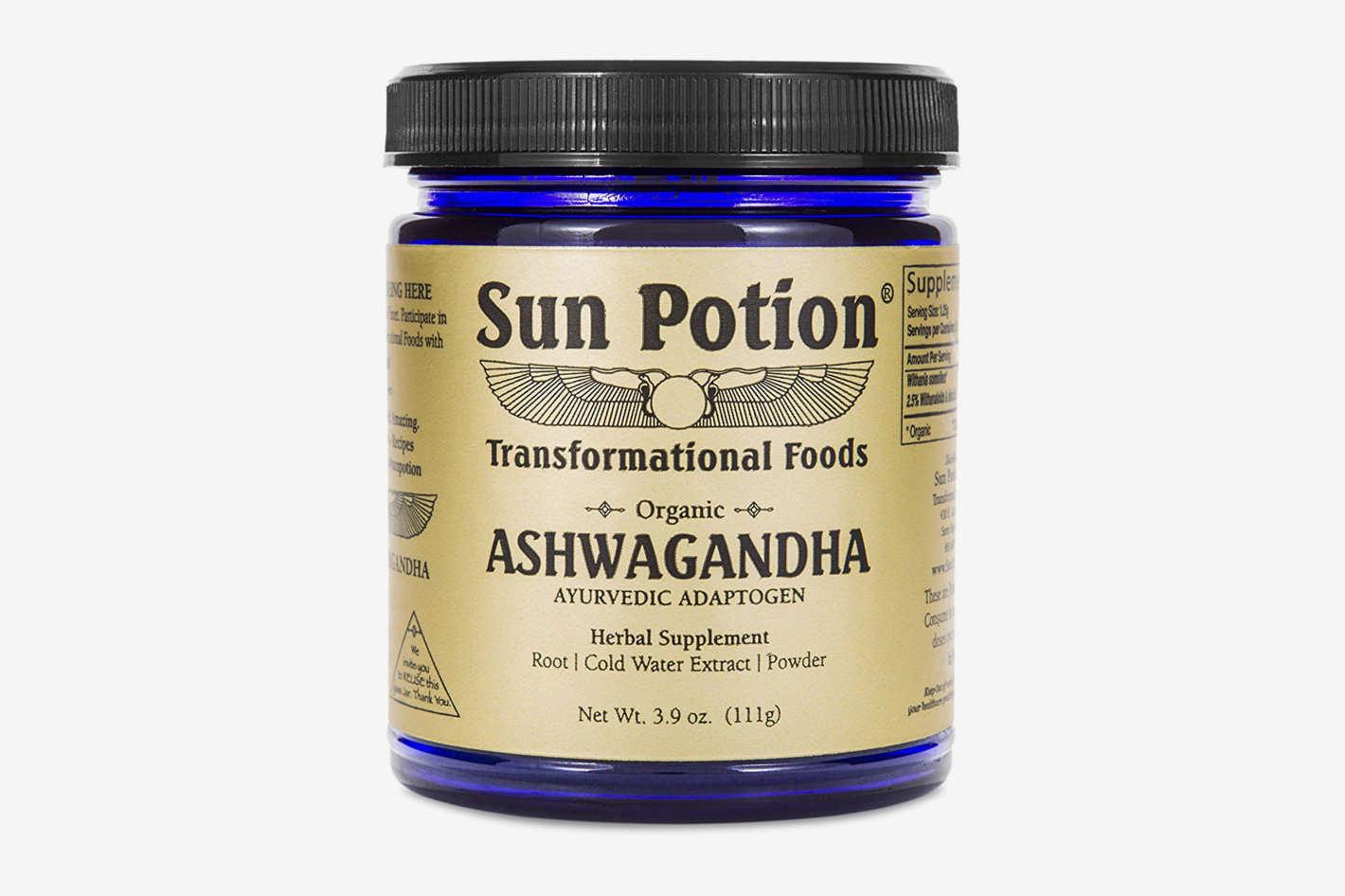 Sun Potion Ashwagandha Powder