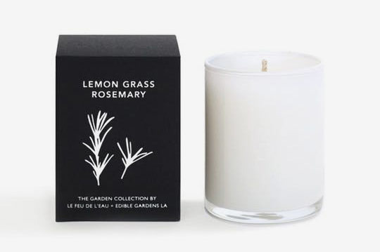 Le Feu De L'eau Lemon Grass Rosemary