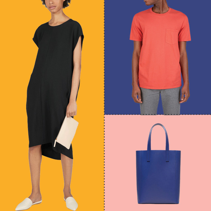 Selections From Everlane S