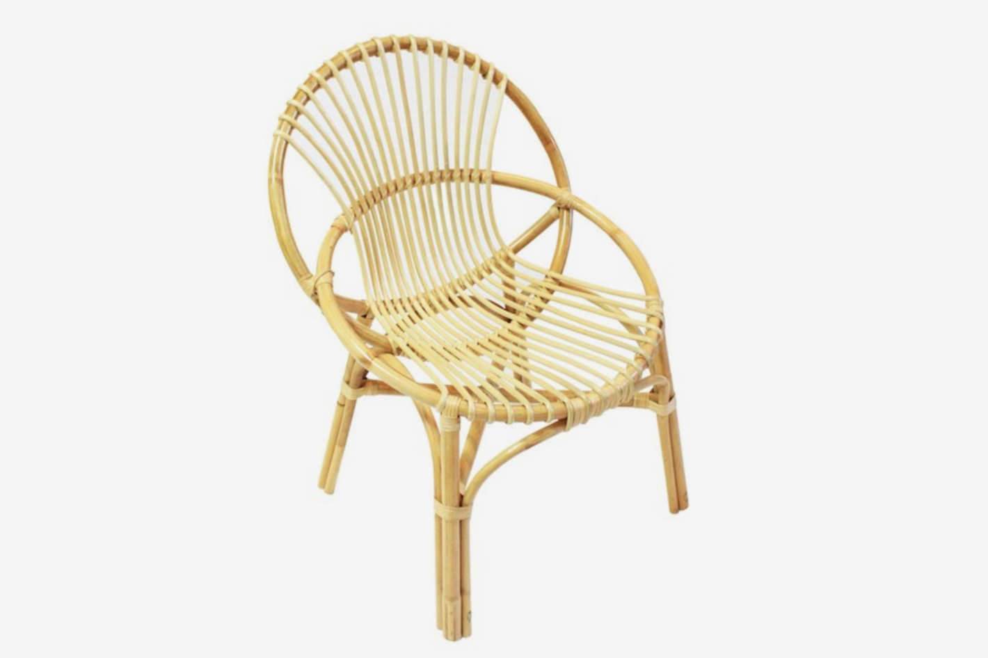 Jay Import Rattan Chair