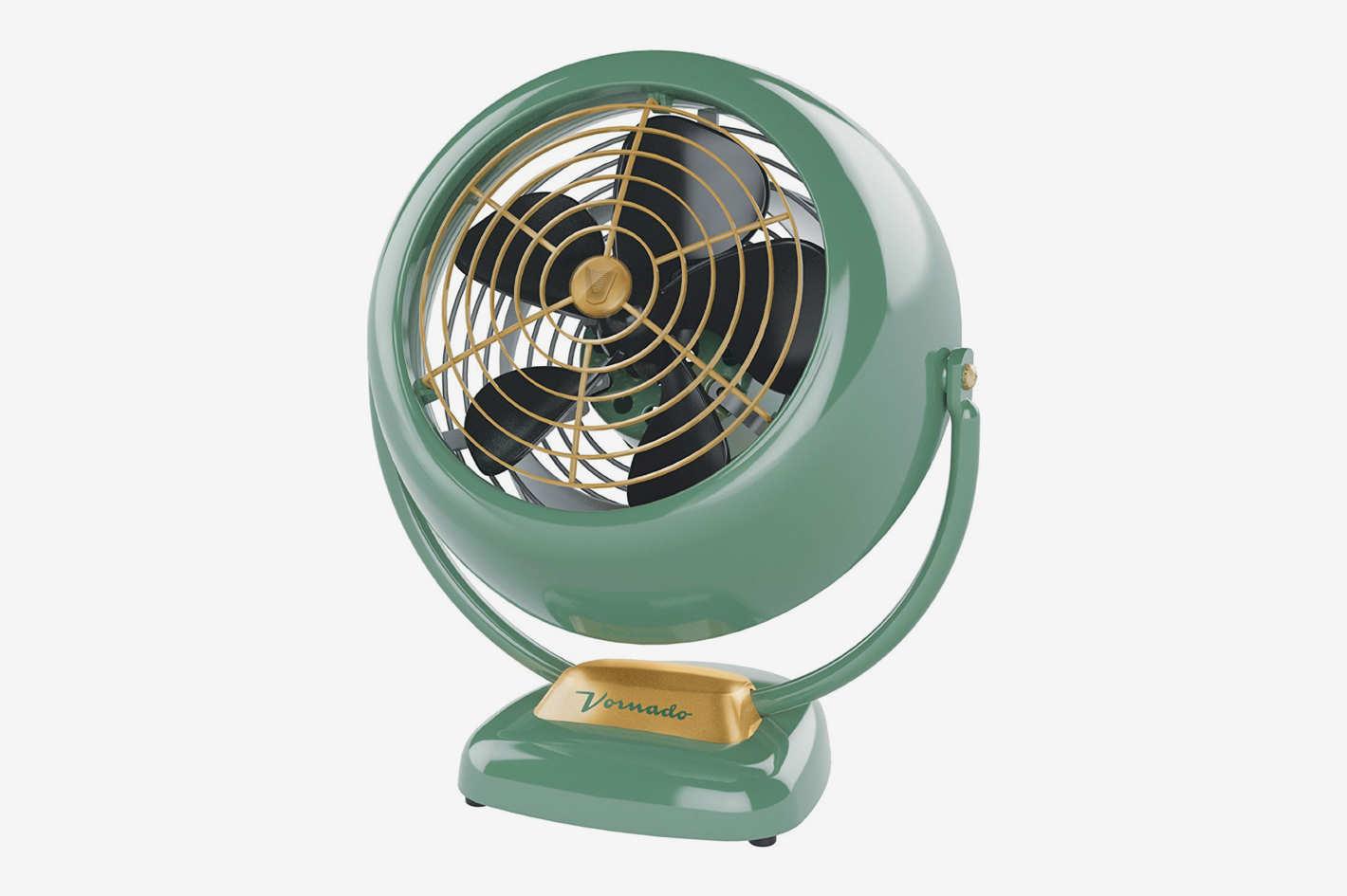 Vornado VFAN Vintage Air Circulator Green Fan
