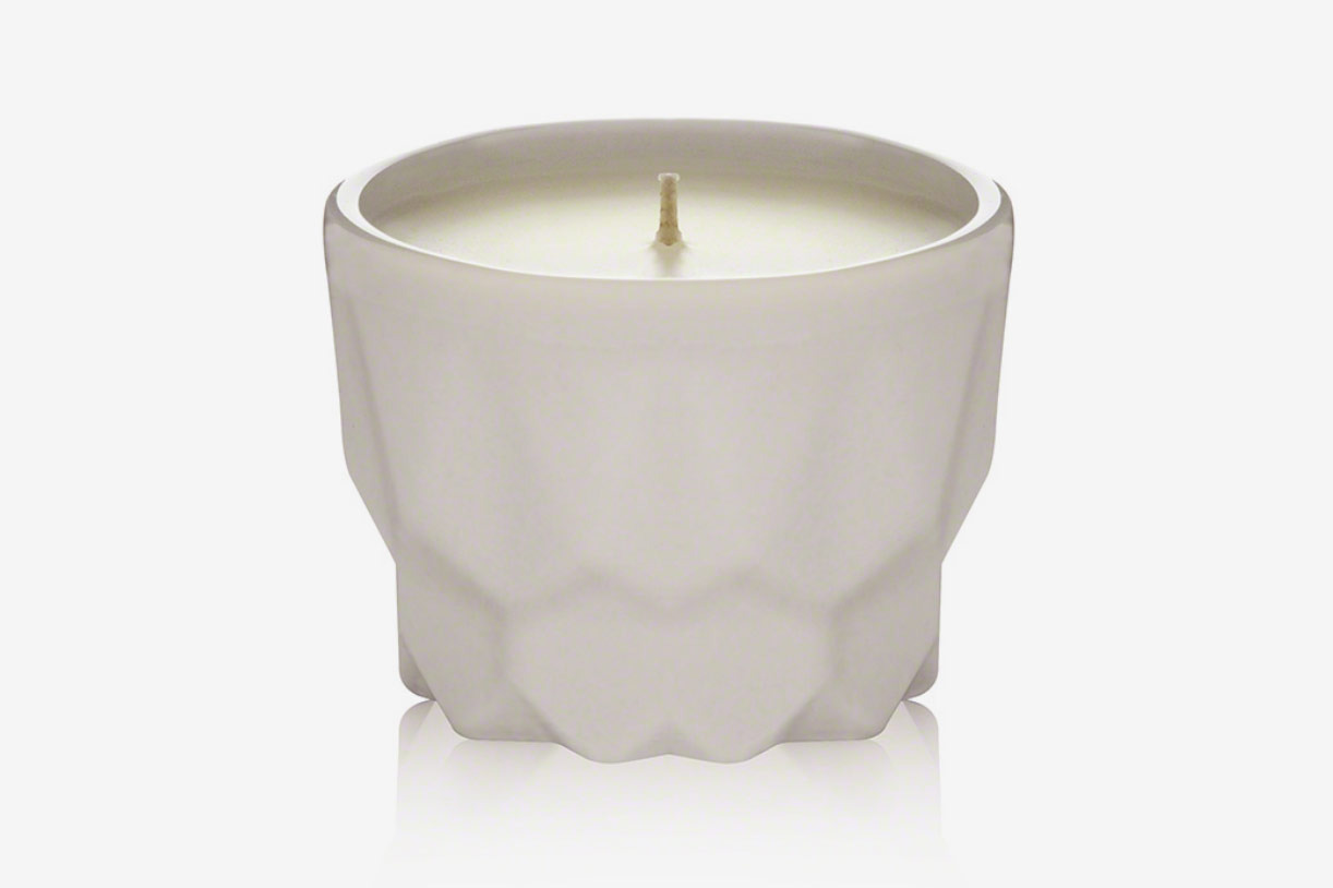 Joya Prism Collection Candle — Bone