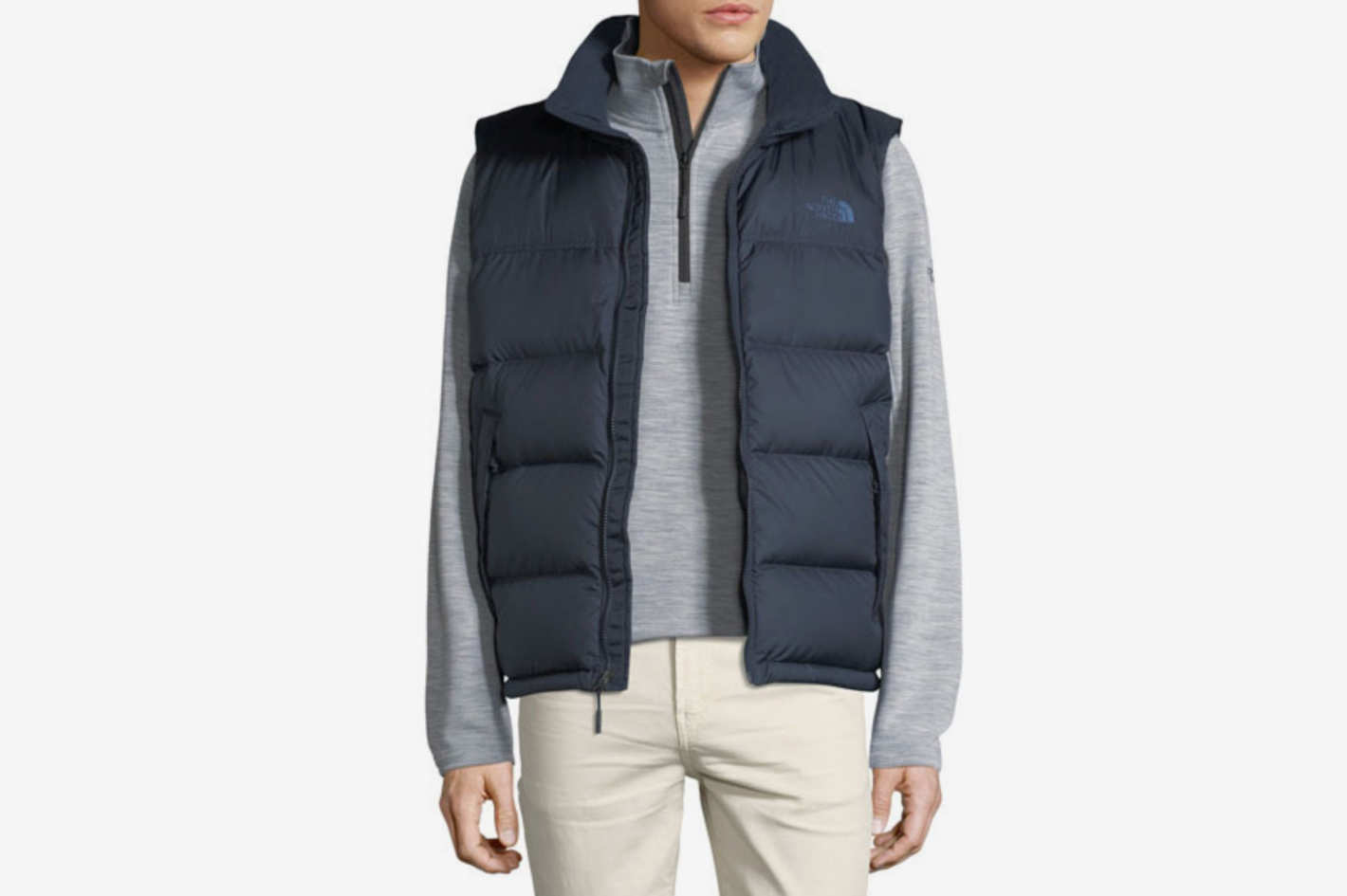 The North Face Nupste Quilted Down Vest