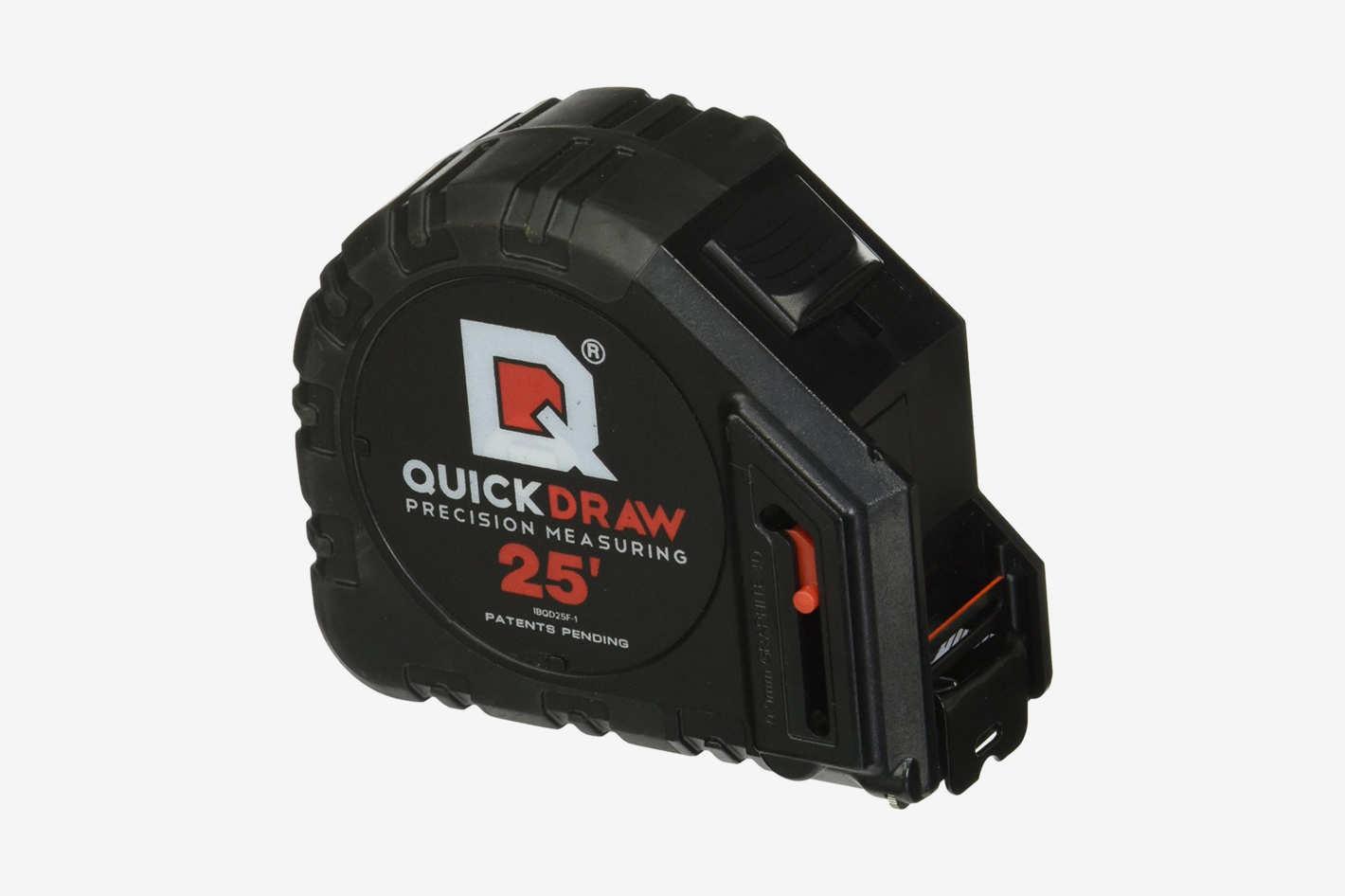 QuickDraw DIY Self Marking 25' Foot Tape Measure