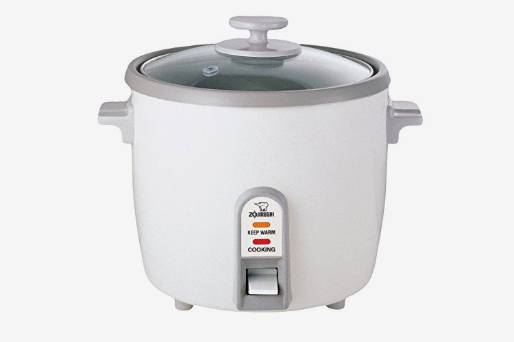 Zojirushi White Rice Cooker/Steamer, 3 Cups