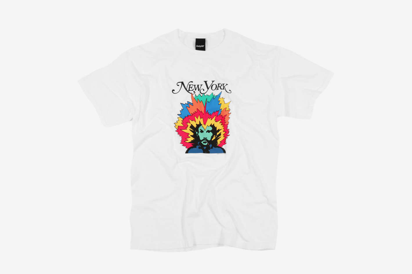 Psychedelic T-Shirt -White