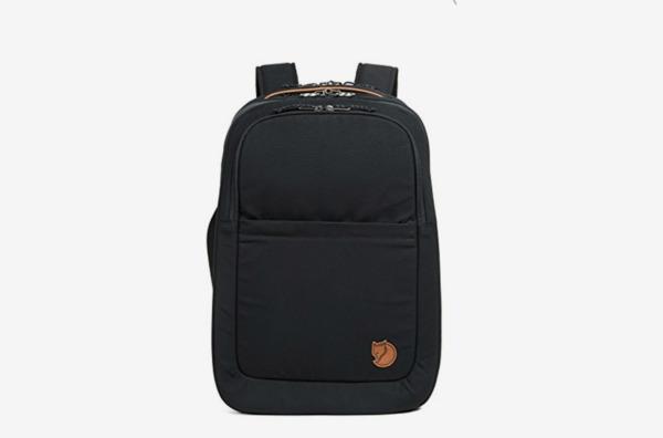 Fjällräven Travel Pack Bag in Black
