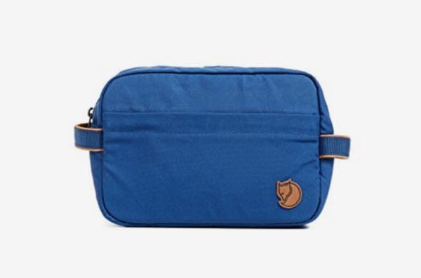 Fjällräven Travel Toiletry Bag in Deep Blue