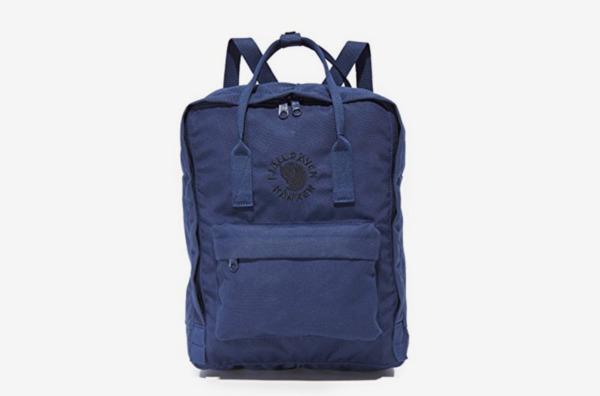 Fjällräven Re-Kanken Backpack in Midnight Blue
