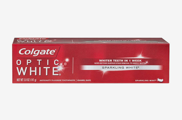 Dentifrice blanc optique Colgate