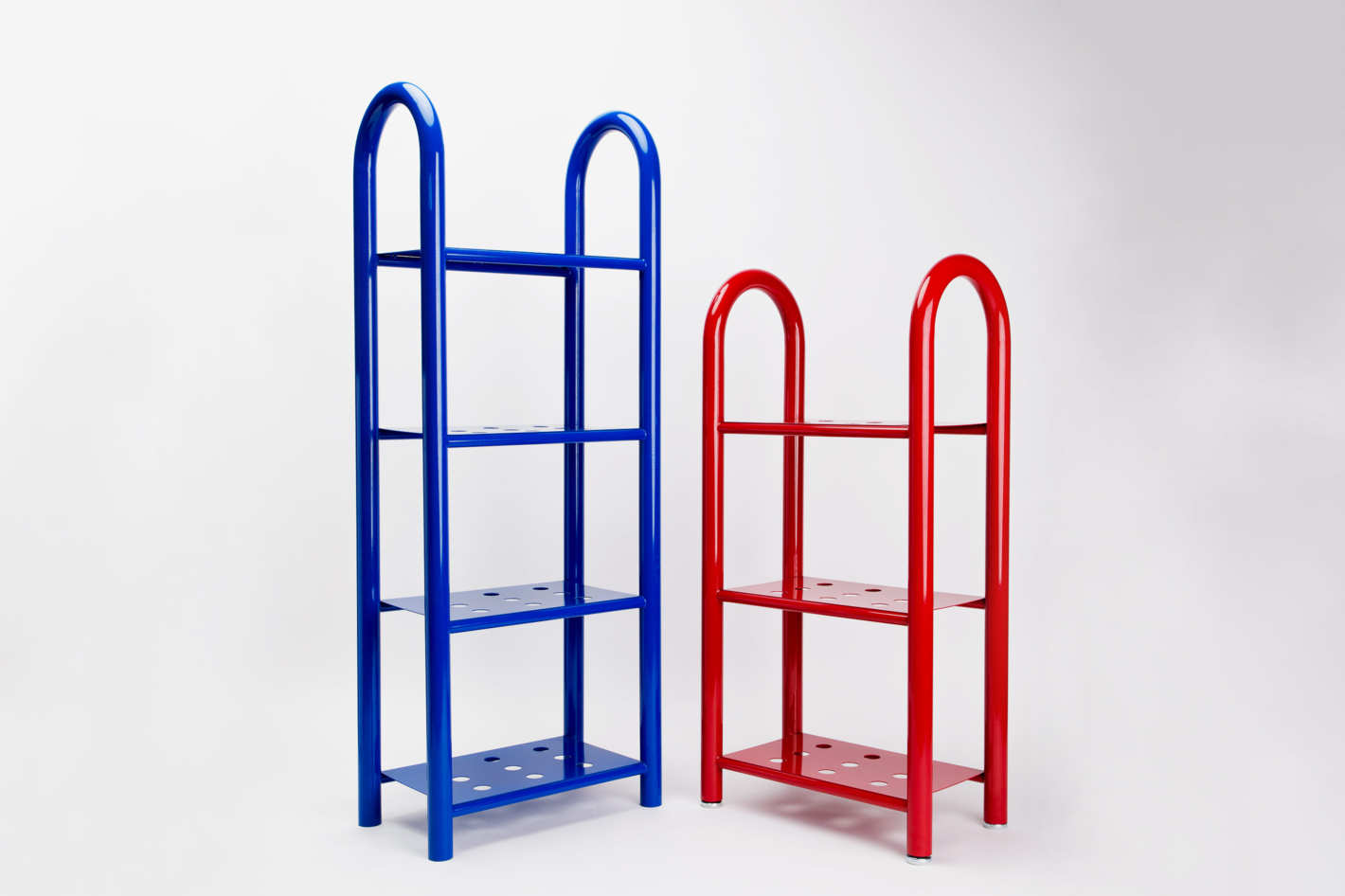 Tubular Bookshelf, Large