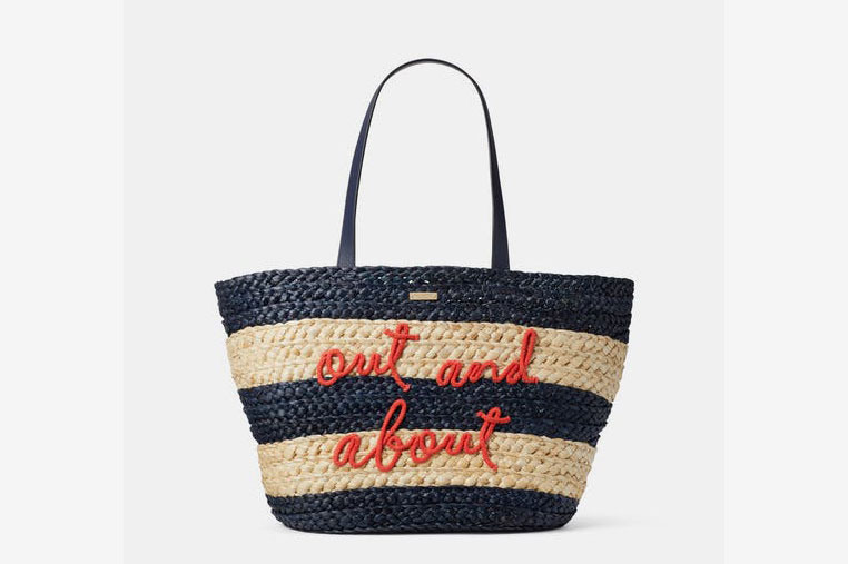 Kate Spade Shore Thing Out and About Tote