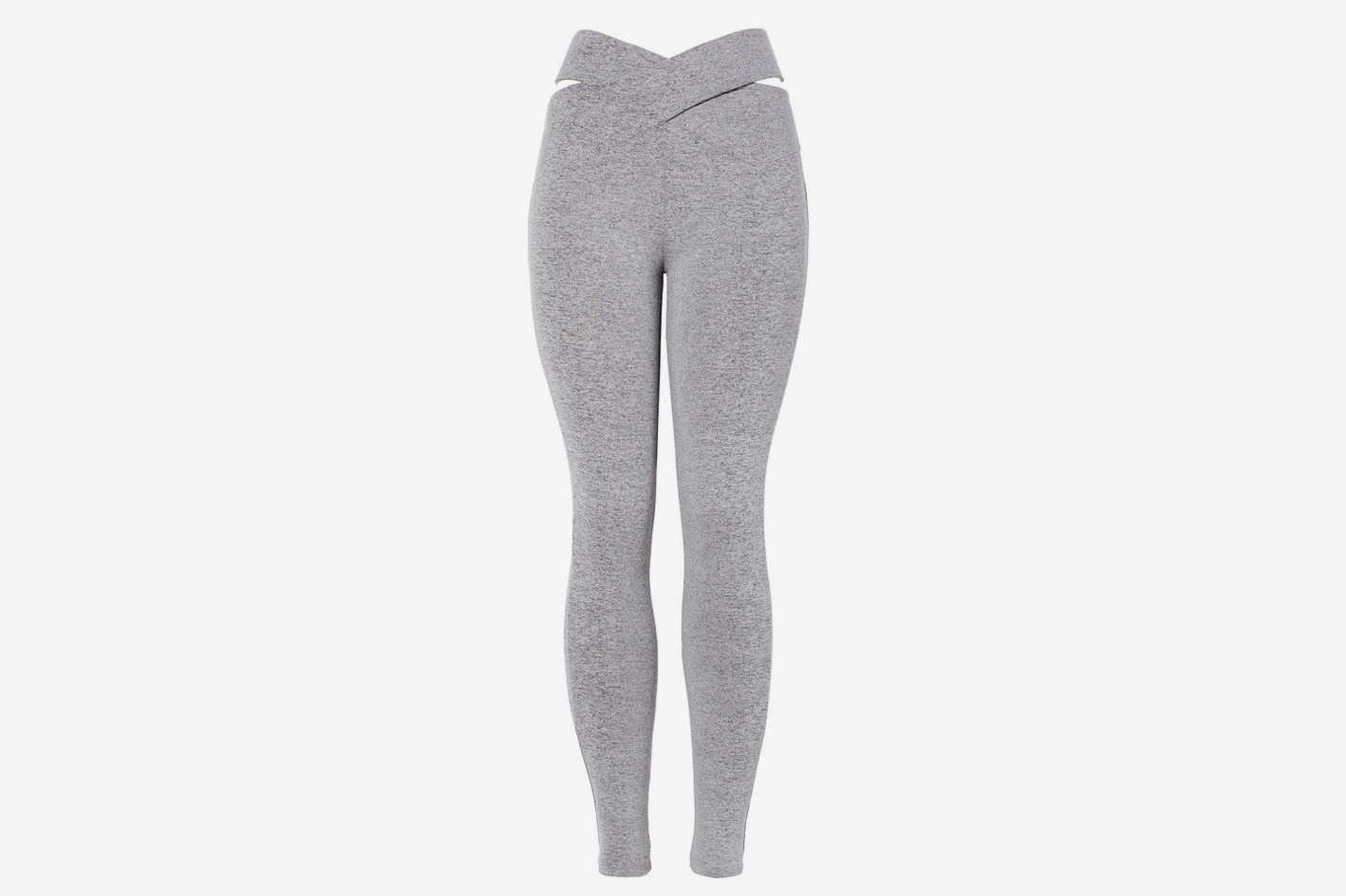 Year Of Ours Crossed Out Cut Out Leggings