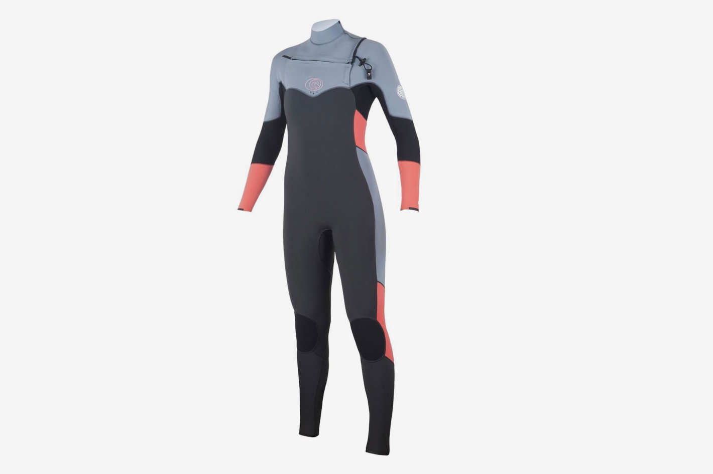 Rip Curl Flash Bomb 4/3 Chest-Zip Full Wetsuit
