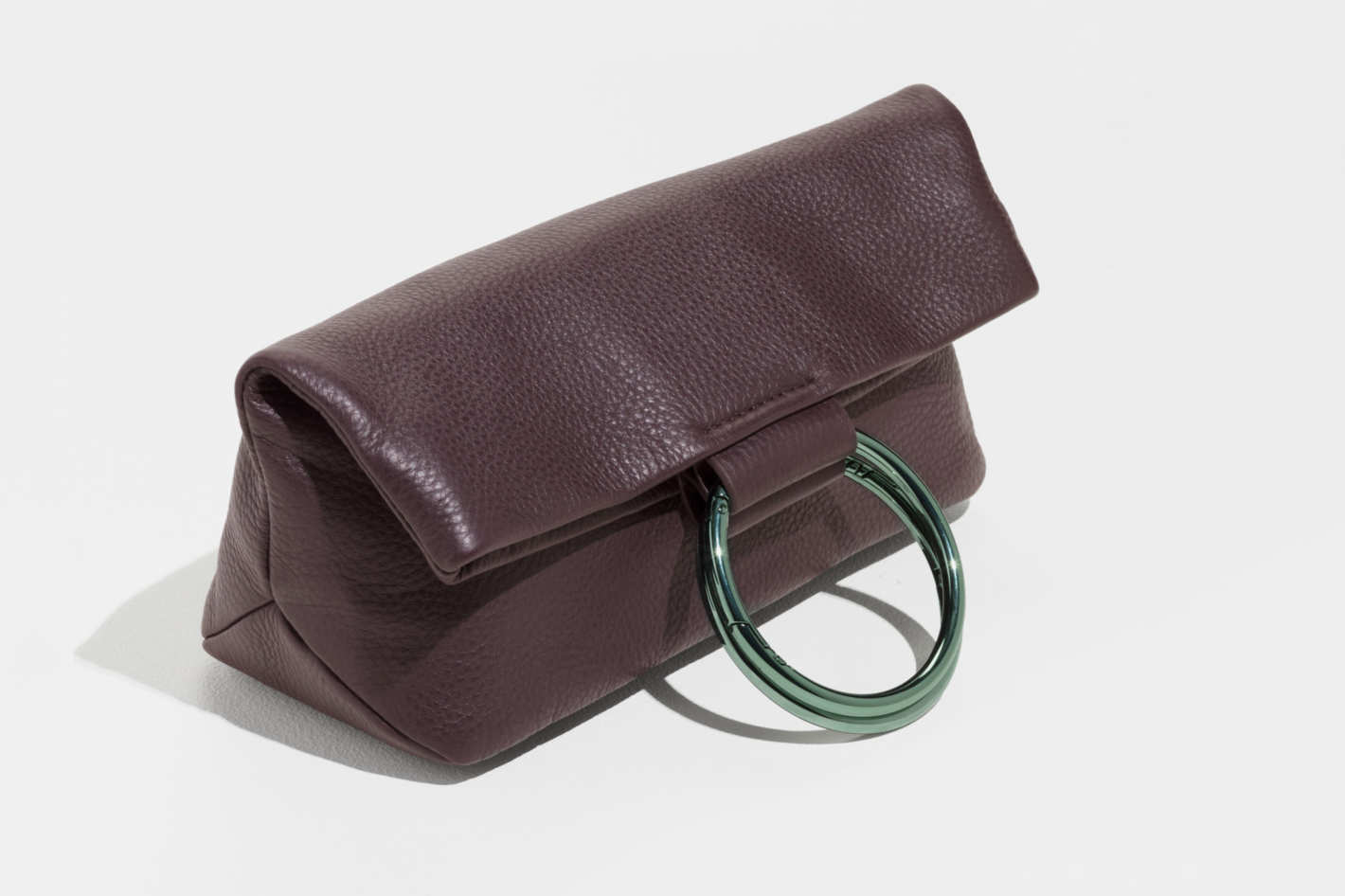 Ring Fold-Over Clutch