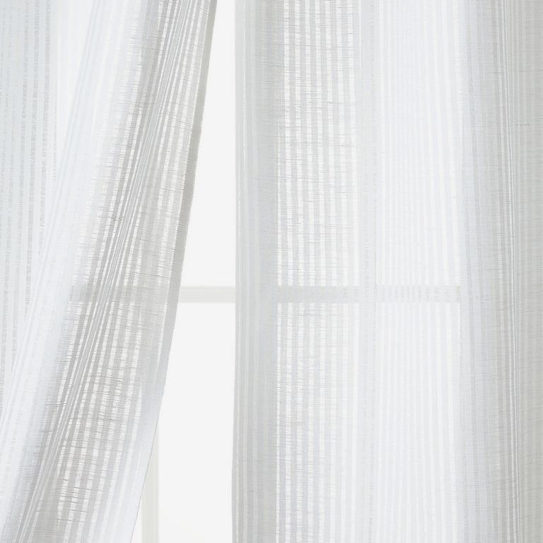 Home Silks Alexa Curtain