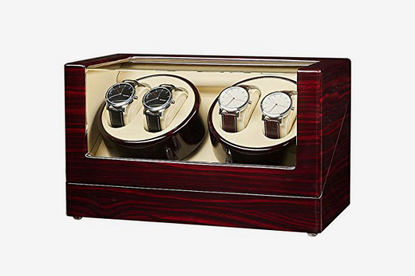 JQueen Watch Winder with Quiet Motors